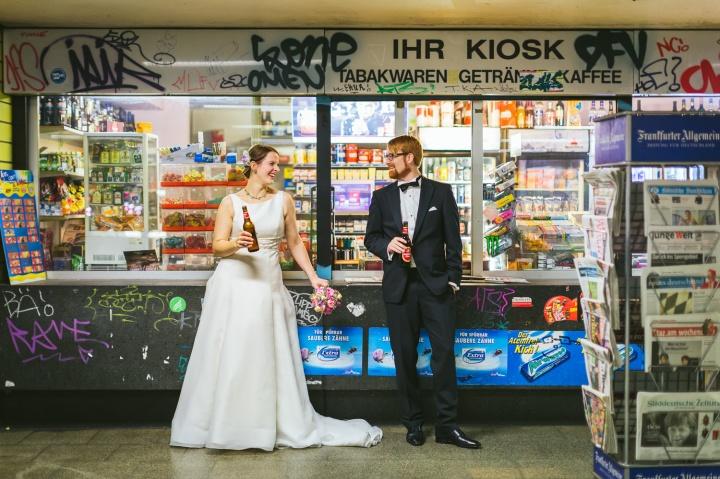 Hochzeitsbüdchen